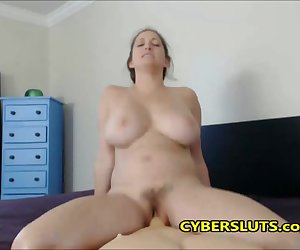 German Step Mom Squirts for You