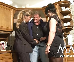 MMV Films Two mature wifes