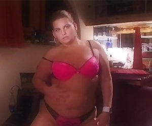 Chubby Victoria sucks and fucks
