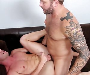Straight Man's Whore Part 1 - TRAILER- Colby Jansen, Scott Riley - STG - Str8 to Gay