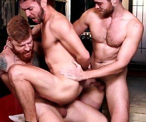 Pretty Boy Part 2: TRAILER- Bennett Anthony I Brandon Moore I Colt Piers - DMH - Drill My Hole