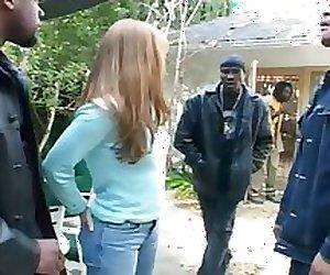 Tommi's Black Gangbang
