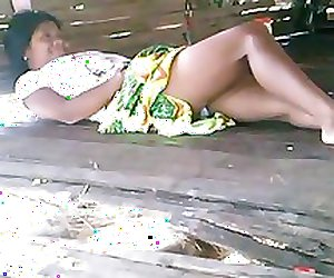 Embera native couple having sex