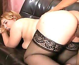 Brandi Sparks - big ass bbw in black stockings
