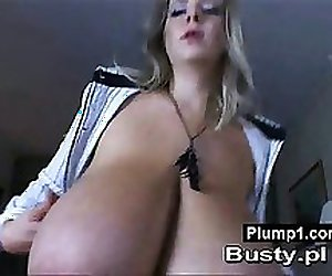 Phat Booby Amazing BBW Squeezed And Rammed