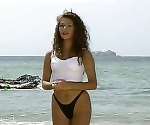 nonnude mainstream latina actress high cut bikini