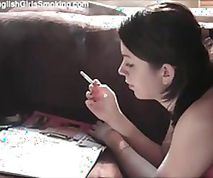 Sarah Smokes 10-12