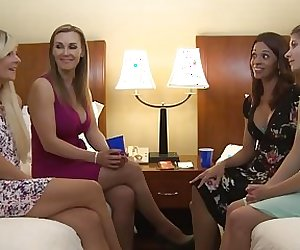 Tanya Tate and a newbie lesbian Alice March