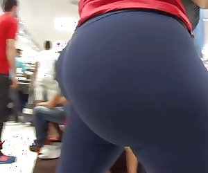 Candid Big Booty Bubble Butt Pacotuda Pawg Culona Big Ass 45