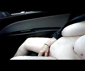 BBW On The Road Again Her Face Tells All