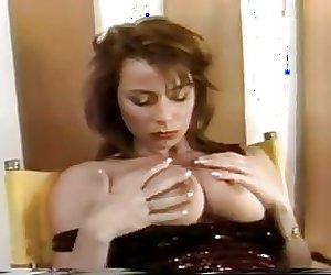 Beautiful Vida Garman loves her big tits