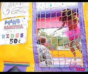 Bounce house Teenie