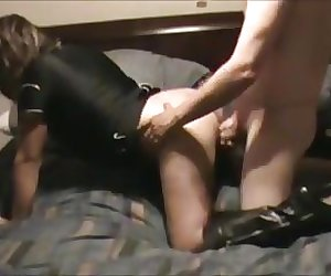 Husbands boss fucking wife