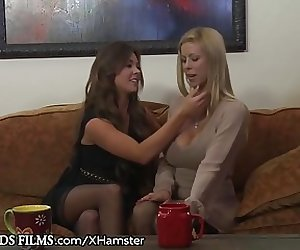 GirlfriendsFilms Alexis Fawx Unleashes Lesbian Desires