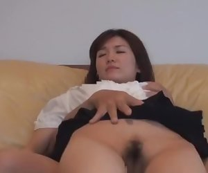 Fabulous Japanese girl Rena Sawaki in Hottest JAV video